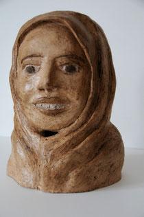 Sabah, jeune Egyptienne, D.Petit