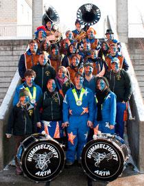 Fasnacht 2012 / Gwändli 2010 - 2012