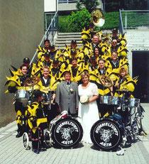 Hochzeit Knüsi / Gwändli 2000 - 2002