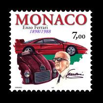 Enzo Ferrari 1898/1988