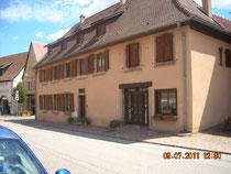 Gîtes en Alsace à Rouffach
