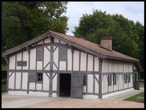 maison natale de St Vincent à St Paul-les-Dax