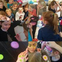 Workshop Schminken voor kids