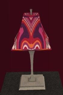 Recoloration Lampe d'illistara