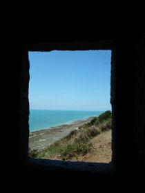 Cabane Vauban, Carolles, Manche, Basse-Normandie
