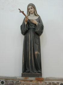 Chiesa di Gesù e Maria: S. Rita