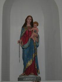 Chiesa di Gesù e Maria: Madonna del Rosario