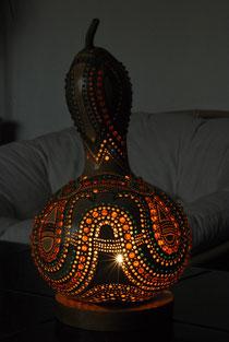 Lampka zapalona