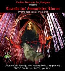Cuando los Inmortales Lloran (Remake 2009)