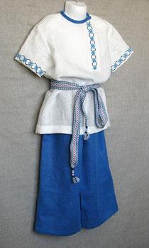 русский костюм для мальчика