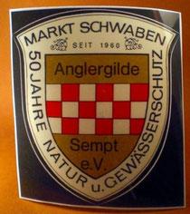 AGS Aufkleber (Waschstraßenfest), 105 mm x 95 mm 2,50€