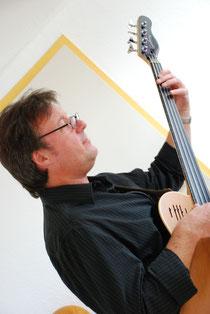 Live mit Felix Janosa, September 2008