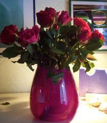 Geschenkte Rosen
