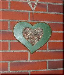 Mauer-Herz