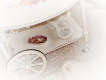 CA010 - Carrello porta-dolci