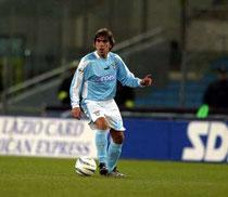 Heimtrikot  Coppa Italia. Sponsor Indesit.