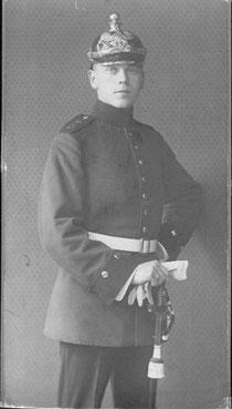 Franz Stamer 1914