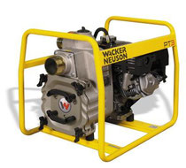 Wacker Neuson Centrifugaalpompen PT-serie Vuilwaterpompen