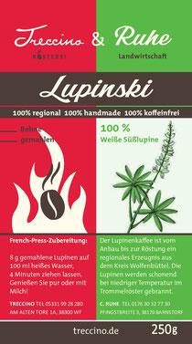 Lupinski - Lupinenkaffee