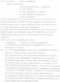 Bild: Seeligstadt Chronik 1994