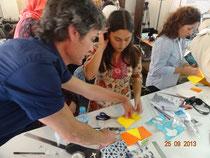 Workshop by Reza Sarhangi