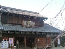 下町風俗資料館付属展示場 旧吉田屋酒店