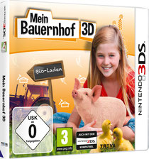 Packshot Mein Bauernhof 3D