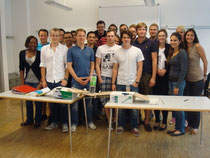 FS Students - Project Management Class Mai/June2011