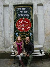 a San Telmo Buenos Aires