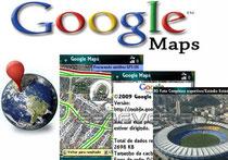Карты Гугл (Google). Нажмите для перехода