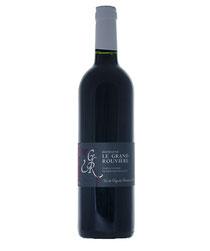 Vin de pays rouge des Bouches du Rhône