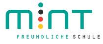 MINT freundliche Schule Logo