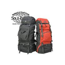 solo-tourisut のトレックパック       (40Lと50Lの2種類あります)
