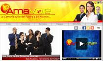 AmaVoip Nuestro Sistema de Comunicacion Voip