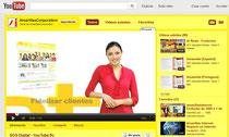 Canal YouTube de Amarillas Corporation