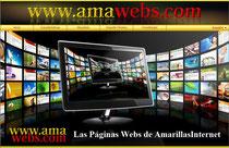 AmaWebs Las Páginas Web de Amarillas Internet