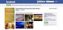 Facebook oficial de Amarillas Internet Corporation