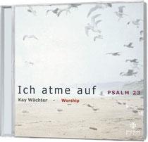 """CD mit Solistin bei Kay Wächter's CD Produktion  """"Ich atme auf"""""""