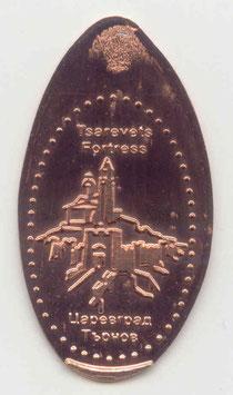 Tsarevets - Veliko Tarnovo - motief 2