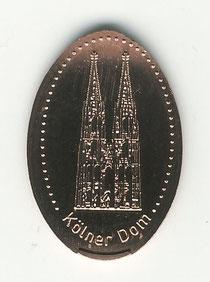 Köln Dom - motief 2