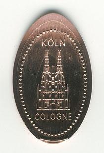 Köln Meyers souvenirshop - motief 2