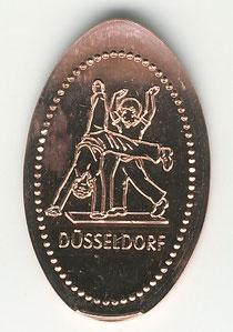 Dusseldorf Altstadt - motief 2