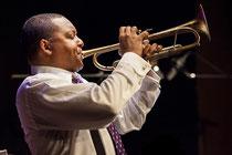 Wynton Marsalis à la trompette