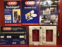 Schlüsseldienst aus Hamburg bietet auch ABUS Produkte und Schlüssel an
