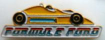 0551 Formel E Ford - gelb