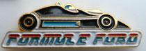 0548 Formel E Ford - schwarz