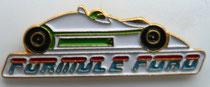0547 Formel E Ford - weiß