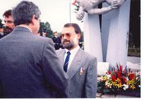 Jacky MIN le 18 juin 1990