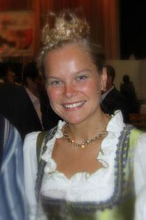 Patricia I. Weinkönigin