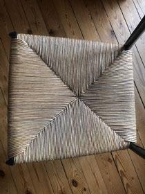 rempaillage de chaises superlégères Cassina